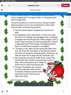 Christmas Gift Exchange Games, Christmas Gifts, View App, Xmas Gifts, Christmas Presents
