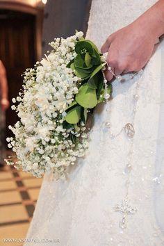 Buquê e terço da noiva casamento | Artur e Bianca