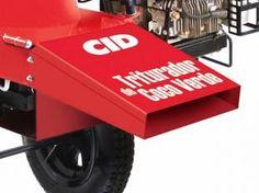 Triturador de Cocos Verdes - CID 5,0CV 380V TRIF
