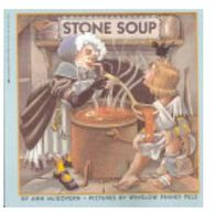Stone Soup . . . imagine that!  FREE printable