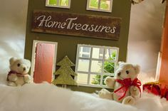miniature shop Miniature Houses, Miniatures, Teddy Bear, Photoshoot, Shop, Animals, Animales, Photo Shoot, Animaux