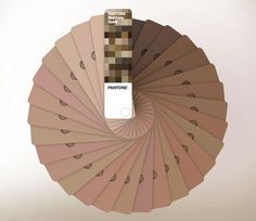 a few of the many uses The PANTONE SkinTone Guide. BEAUTY Matching and coordinating cosmetics to skin color. FASHION Bring skin color into the mix when developing colors and palettes for design and producing accessories, foundation garments and intima