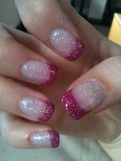 My nails done by my friend Sarah Johnson  I love them x