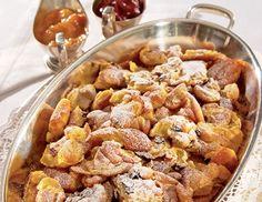 Kaiserschmarren à la Sacher (Shredded Pancakes with plum sauce) - Rezept - ichkoche.at