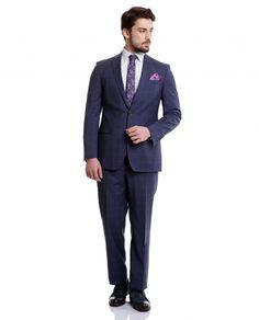Karaca Erkek Takım Elbise - Lacivert #gentleman #suit #takımelbise #karaca #ciftgeyikkaraca  www.karaca.com.tr