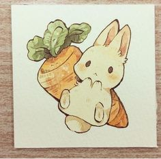 Cute bunny watercolor Related posts: Fire Flower Watercolor Art Print Nintendo Mario Bros Painting Videogame Nintendo Super Mario Geek Art Print Gamer Decor Videogame Art Expand your knowledge with watercolor … Cute Kawaii Drawings, Kawaii Art, Kawaii Disney, Kawaii Doodles, Kawaii Chibi, Bunny Art, Cute Bunny, Cute Cartoon, Cartoon Art