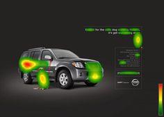 Nissan Pathfinder Ad