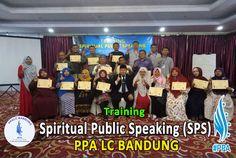 Training SPS Ala PPA LC Bandung