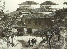 BURSA-1385 YILINDA I. MURAD DÖNEMİNDE YAPILMIŞ ESKİ KAPLICA İSMİYLE TANINAN ARMUTLU HAMAMI...