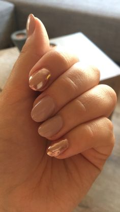 Nude&rosegold