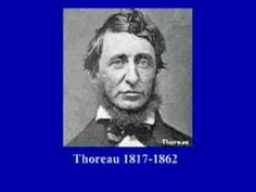 No poem this week, but this is good: Thoreau on Civil Disobedience.