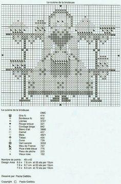 Cross stitch 1