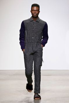 Nicholas Coutts Spring-Summer 2017 - South Africa Menswear Week