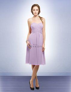 Bill Levkoff Bridesmaid Dress Style 565
