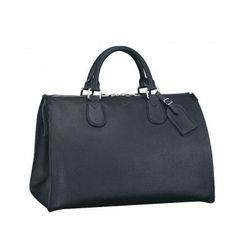 Louis Vuitton M95891 Doktortasche Naxos Bleu Marine Louis Vuitton Herren Taschen