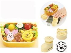 Bento Tools For Make Onigiri Winnie The Pooh with cutter More Details : http://forbento.com/barang-nobug.php?id=908   Contact Us for bento tools  ( Forbento ) Phone/SMS 0852 3179 7181. Official website www.forbento.com Happy Bento-ing.. (◦ˆںˆ◦)ノ