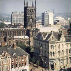 Wolverhampton, England