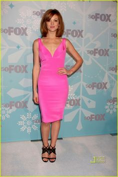 Breasts Jayma mays bare