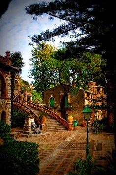 Taormina ~ Province of Messina, Sicily, Italy #messsina #sicilia #sicily