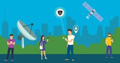 GPS Spoofing is often just annoying, but can prove to be dangerous in the wrong hands. And it is easy to be safe with options we have today. Connect 5, Like Tinder, Digital Footprint, Search Party, Radio Wave, Online Security, Public Service, Wifi, Hands