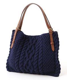 Free Crochet Bag, Knit Crochet, Winter Baby Clothes, Crochet Handbags, Knitted Bags, Handmade Bags, Knit Patterns, Lana, Shoulder Bag