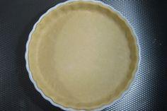 Deze zelfgemaakte Taartbodem gebruik je voor zoete taarten zoals appeltaart.
