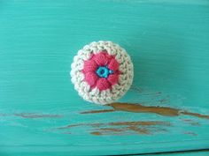free crochet pattern door knob cover