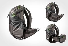 The R180 Panorama Backpack is for when every second counts, or you're like us and just too lazy to constantly take your pack on and off. http://lumberjac.com/?p=18660