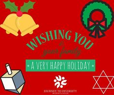 Seasons Greetings  - Journey to Diversity Workplaces http://j2dw.co/1SOwDdH #j2dw http://ift.tt/21W0Iyk