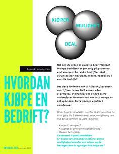 Lær hvordan du kjøper en bedrift av Kari Bærvahr og Geir Samdal! #OWNomics #Bedriftsmegler