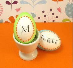 Personlised Easter Egg1 Easter