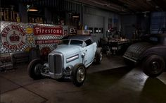 Afternoon Drive: Hot Rods & Rat Rods (32 Photos) (30)