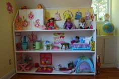 Gracin's American Girl Doll House