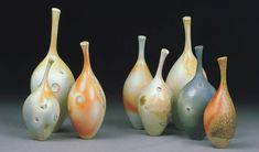 wheel thrown pottery ideas | Ceramics Gallery - Joyce Michaud