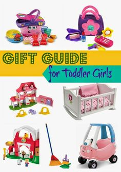 Babies: gifts for toddlers