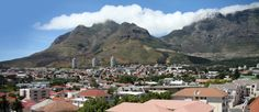 V&a Waterfront, Table Mountain, Closer To Nature, Cape Town, South Africa, Dolores Park, Gardens, Popular, Lifestyle
