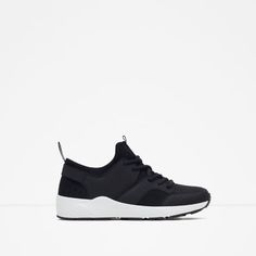 Image 1 of COMBINATION SNEAKERS from Zara