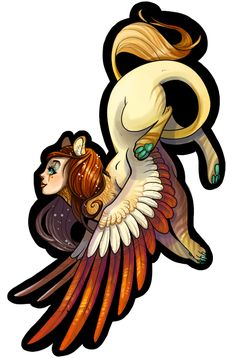 Sphinx Pendant by Flying-Fox.deviantart.com on @deviantART