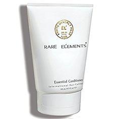 Rare Elements Essential Conditoner *** For more information, visit image link. #hairinspiration