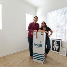 loving my new Leesa mattress! amazingly comfortable and extremely affordable premium foam mattress.100% American-made Leesa ships (for free) compressed in a box to your doorstep, and comes with a 100-night risk-free sleep trial. enter FRIEND75 for $75 off your purchase. /