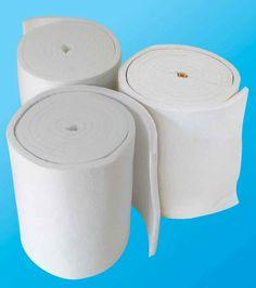 MANTA DE FIBRA CERÁMICA. Resistencia a Temperaturas: La manta de Fibra Cerámica para alta temperatura, están fabricados para aplicaciones en temperaturas máximas de operación de 1260° C.