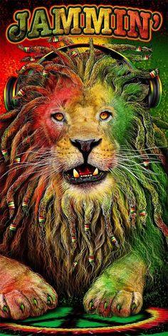 Jamaican Jammin Leo Lion Music Love Pool Bath Beach Souvenir Cotton Towel for sale online Rasta Pictures, Bob Marley Pictures, Lion Pictures, Bob Marley Legend, Bob Marley Art, Rasta Art, Rasta Lion, Rasta Tattoo, Rastafari Art