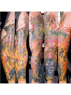 Fudo Myo'o Tattoo Sleeve 8531 Santa Monica Blvd West Hollywood, CA 90069 - Call or stop by anytime. UPDATE: Now ANYONE can call our Drug and Drama Helpline Free at 310-855-9168.