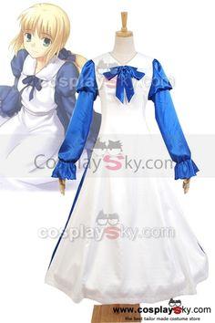 Fate/stay night Saber Arturia Tenue Cosplay Costume----Fate/stay night Cosplay Costume   CosplaySky.fr