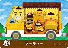 Marty (Animal Crossing x Sanrio Cards) amiibo card - amiibo life - The Unofficial amiibo Database