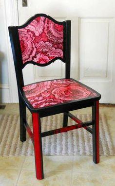 Для вдохновения. Идеи декорирования мебели. For inspiration. Ideas decorating furniture.