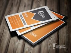 Marketing business card template