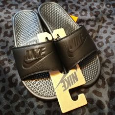 4fa8e225d621 Women s Benassi JDI Swoosh Slide Sandals from Finish Line