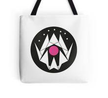 Geometric Dark Landscape 7 Tote Bag Dark Landscape, Tote Bags, Shopping, Design, Carry Bag