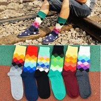 1 Material:Cotton  2 Thickness:Standard  3 Product age:Adult socks  4 Fabric name:Cotton  4 For the